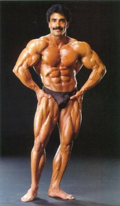 Samir Bannout Mr. Olympia