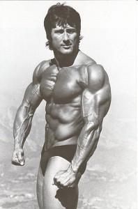 Frank Zane - Mr. Olympia