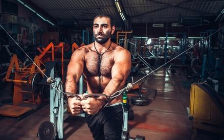 Mit Ausbrennsätzen mehr Muskelmasse aufbauen