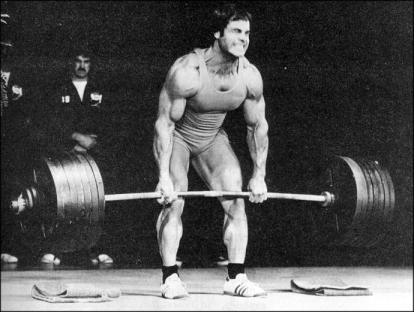 Franco Columbu Mr. Olympia