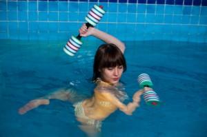 Aqua-Fitness © Aikon - Fotolia.com