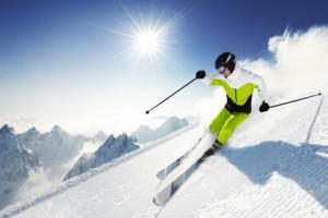 Skifahren © dell - Fotolia.com