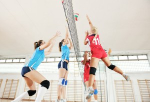 Volleyball © .shock - Fotolia.com