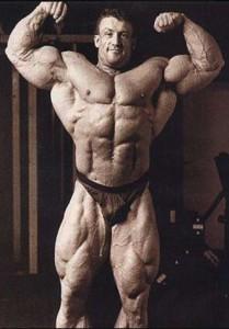 Dorian Yates Mr. Olympia